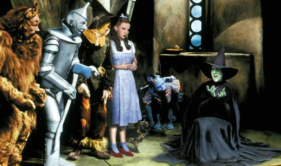 Oz - Wicked Witch