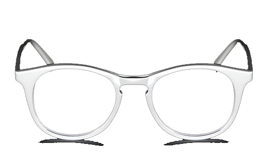 Eyeglasses inverted