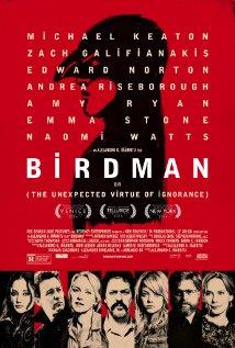 Birdman One Sheet