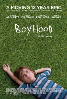 Boyhood one sheet