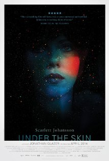 Under the Skin one sheet