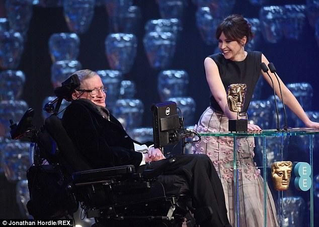 Stephen Hawking Bafta